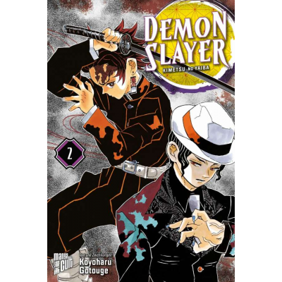 Demon Slayer - Kimetsu no Yaiba 2