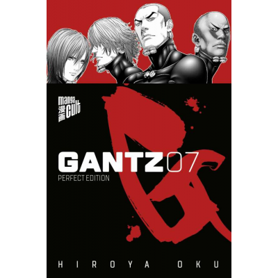 Gantz Perfect Edition 07