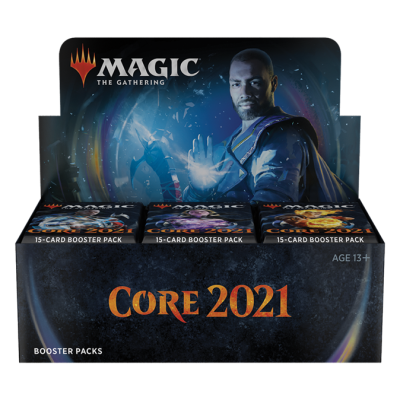 MTG - M21 Core Set Draft Booster Display (36), English