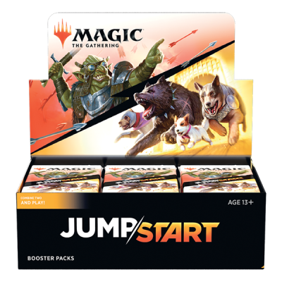 MTG - Jumpstart Booster Display (24) (EN)