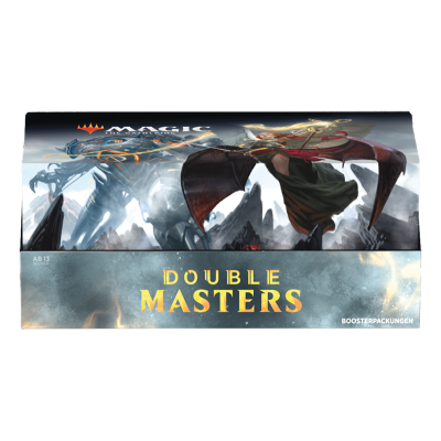 MTG - Double Masters Booster Display (24) (DE)