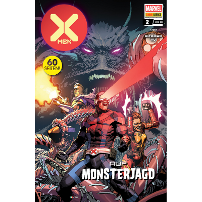 X-Men 02: Auf Monsterjagd