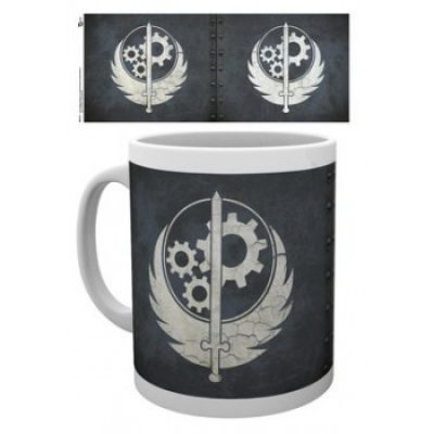 Fallout 4 Tasse Brotherhood Of Steel
