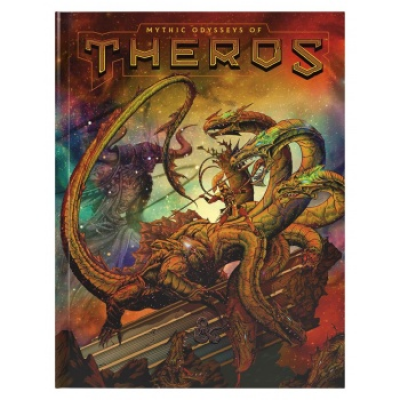 Dungeons & Dragons Mythic Odysseys of Theros Limited...