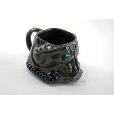 Fallout Armour 3D Tasse