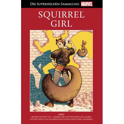 Hachette Rote Marvel Collection 84: Squirrel Girl