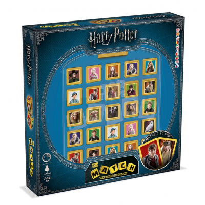Harry Potter Top Trumps Match (GER)