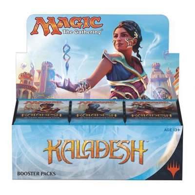 MTG - Kaladesh Booster Display, German