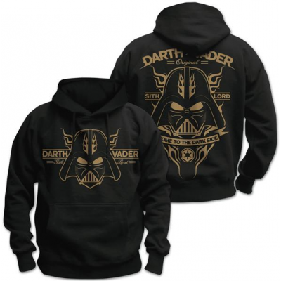 Hooded Sweater - Darth Vader Sith Lord