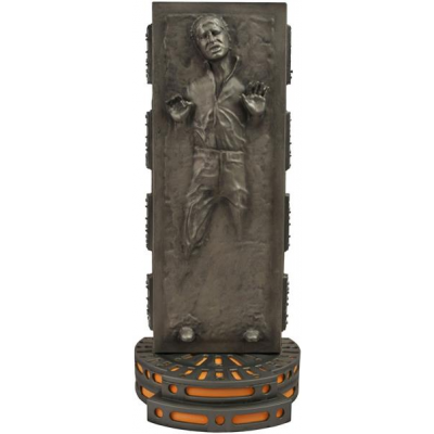 Bust Bank - Han Solo in Carbonite 30 cm - STAR WARS