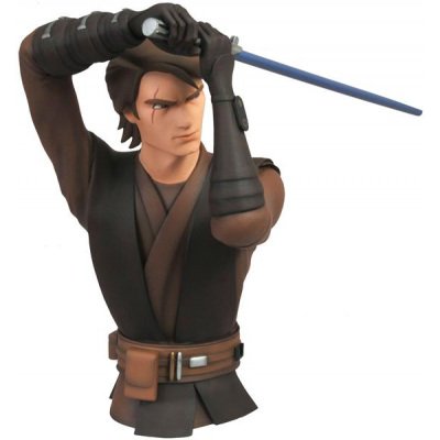 Bust Bank - Anakin Skywalker The Clone Wars 20 cm - STAR...