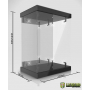 Master Light House Acrylic Display Case with Lighting for...