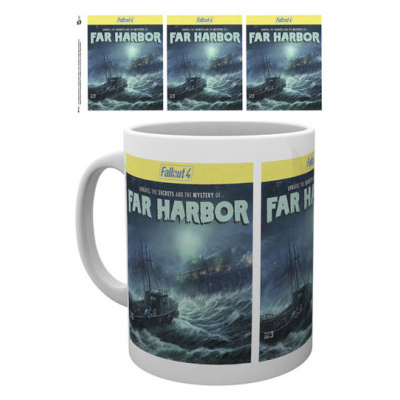 Fallout 4 Tasse Far Harbor