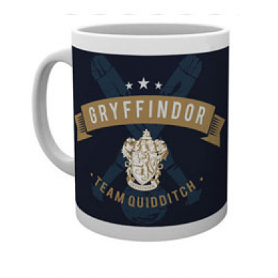 Harry Potter Tasse Team Quidditch