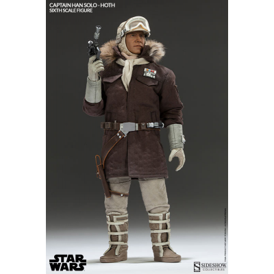 Action Figure - Captain Han Solo Hoth 1/6 30 cm - STAR WARS