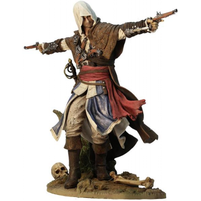 Assassin´s Creed IV Black Flag PVC Statue Edward Kenway...