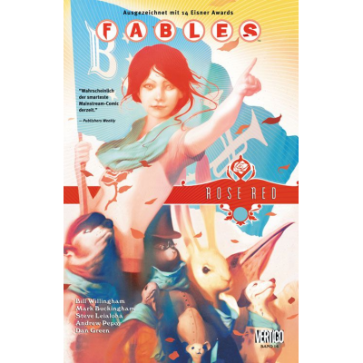 Fables 16: Rose Red