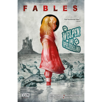 Fables 21: Welpen im Spielzeugland