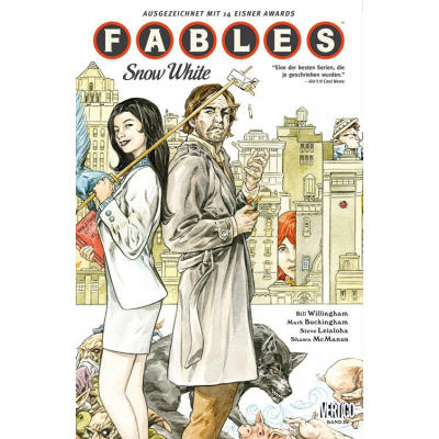 Fables 22: Snow White