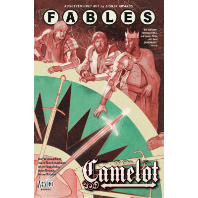 Fables 23: Camelot