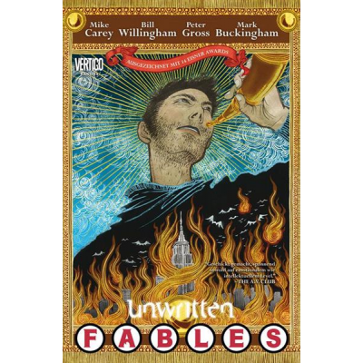 Fables 24: Unwritten Fables