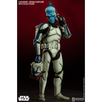 Action Figure - Cad Bane in Denal Disguise The Clone Wars...