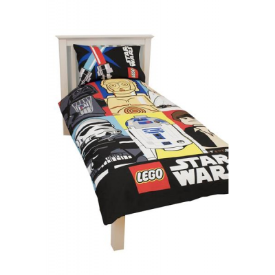 Duvet Set - LEGO Star Wars 135 x 200 cm - STAR WARS