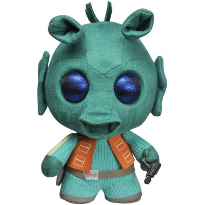 Fabrikations Plüschfigur - Greedo 15 cm - STAR WARS