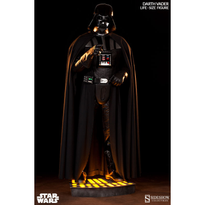Statue - Darth Vader 222 cm - Life Size!