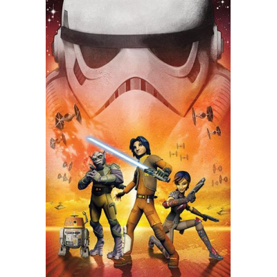 Poster - Rebels, Empire 61 x 91 cm - STAR WARS