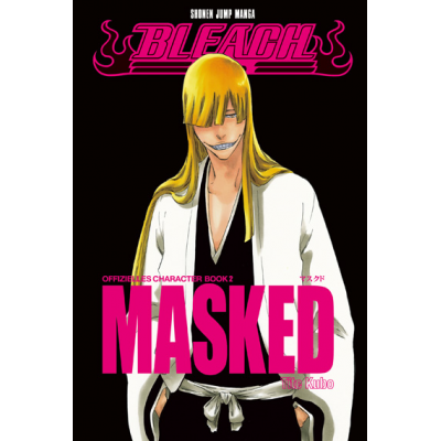 Bleach - Character Book, Band 02 - Masked
