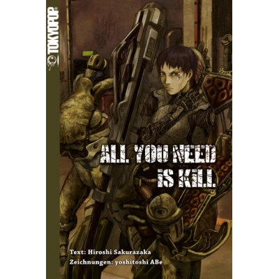 All You Need Is Kill - Light Novel