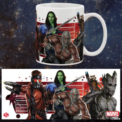 Mug - Guardians of the Galaxy - Guardians of the Galaxy