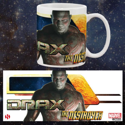 Guardians of the Galaxy Drax the Destroyer Mug