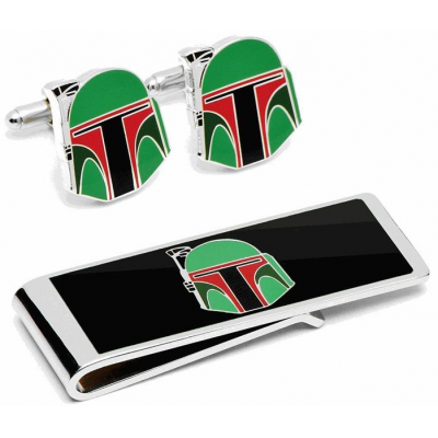 3-Piece Gift Set - Boba Fett Helmet - STAR WARS