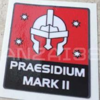 Decal - Praesidium Mark II - Prometheus