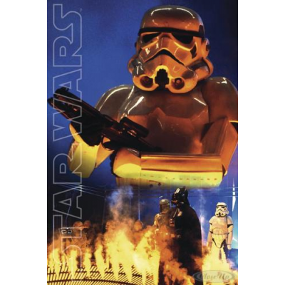 Poster - Stormtrooper Collage - STAR WARS