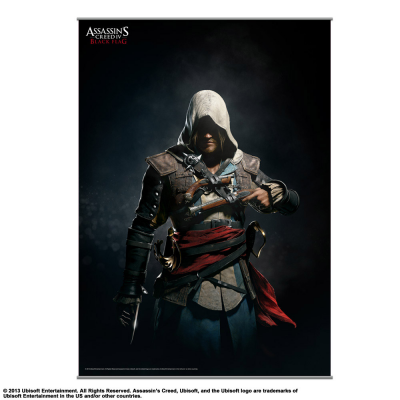 Wandscroll - Vol. 2 105 x 77 cm - Assassins Creed IV...