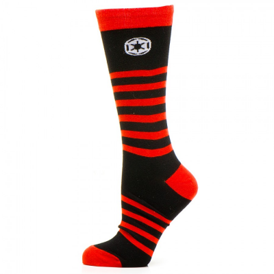 Socks - Striped Imperial - STAR WARS