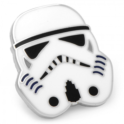 Star Wars Lapel Pin Stormtrooper