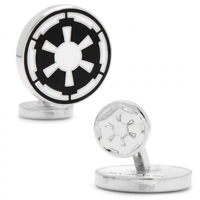 Cufflinks - Imperial Empire Symbol - STAR WARS