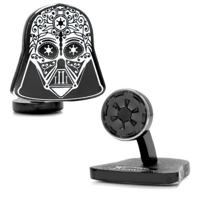 Manschettenknöpfe - Darth Vader Sugar Skull - STAR WARS