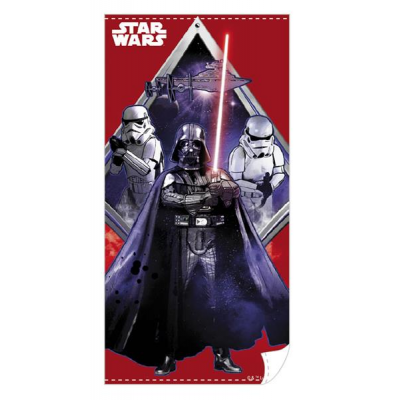 Towel - Darth Vader Red 140 x 70 cm - STAR WARS