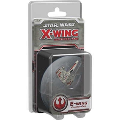 Star Wars X-Wing: E-Wing Expansion Pack, German