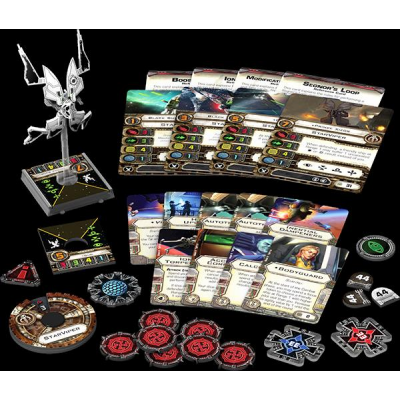 Star Wars X-Wing: StarViper Expansion Pack, German