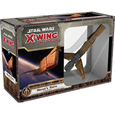 Star Wars X-Wing: Hounds Tooth Expansion Pack, German