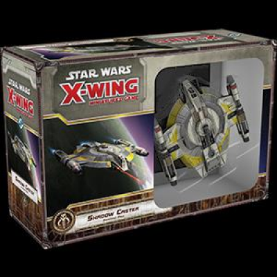 Star Wars X-Wing: Shadow Caster Expansion Pack, German