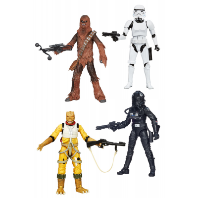 Black Series 2014 Wave 5 - Assortment 15 cm (4) - STAR WARS