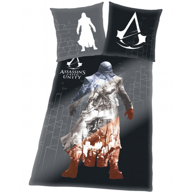 Duvet Set - Arno 135 x 200 cm - Assassins Creed Unity