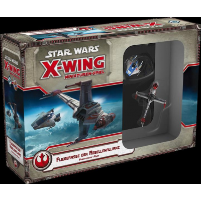 Star Wars X-Wing: Rebel Aces Expansion Pack, German